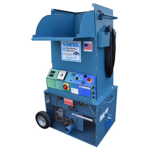 Krendl Insulation Machine, Model 475 - 475