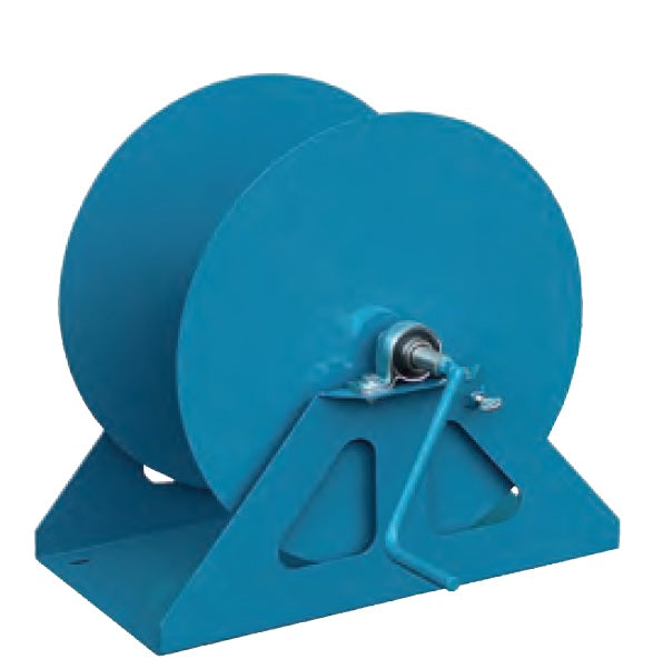 "Krendl Hose Reel, Small, 15 1/2"" Diameter w/high pressure swivel"