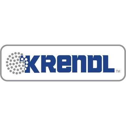 Krendl Wet-Spray Tip, Stainless Steel Screw-In No. 40015
