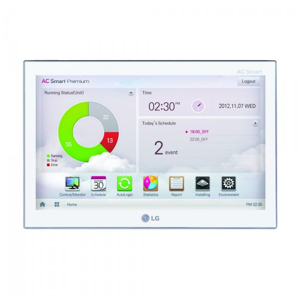 LG PACS4B000 AC Smart IV Central Controller