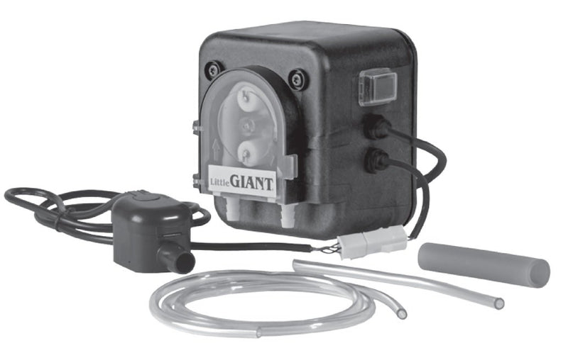 Little Giant TPR 230V 50/60HZ, Max Flow 2.5 GPM