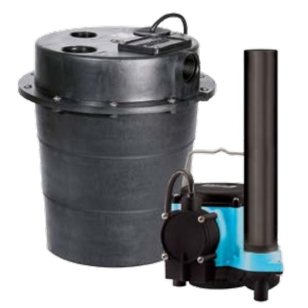 Little Giant WRS-6 1/3HP Sump Pump, 230V