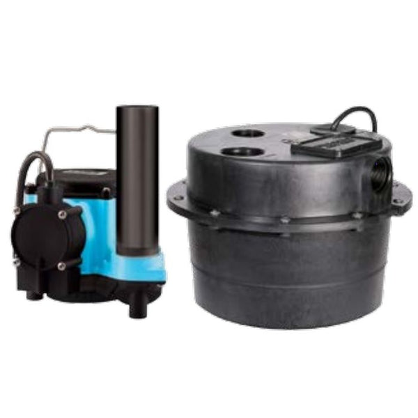 Little Giant WRSC-6 1/3HP Sump Pump, 115V