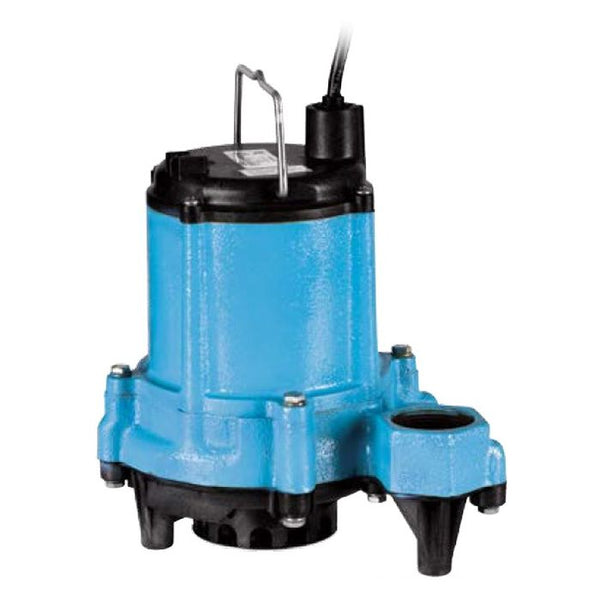 Little Giant 6EN-CIM 1/3HP Sump Pump, 230V 20 Ft 60Hz