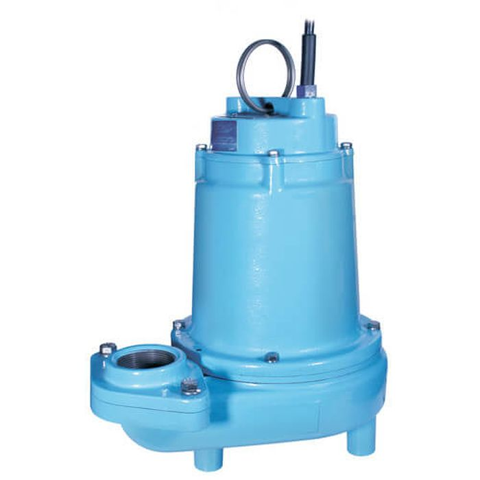 "Little Giant 16S-CIM 1 HP Sewage Pump 230V 20Ft 60Hz 1Ph 3"" Discharge"