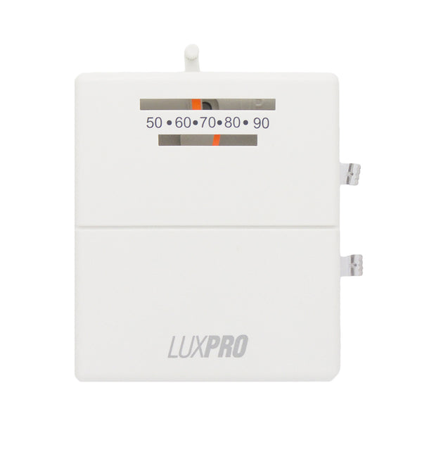 LuxPro Heat And Cool Thermostat - PSM40SA (case/50)