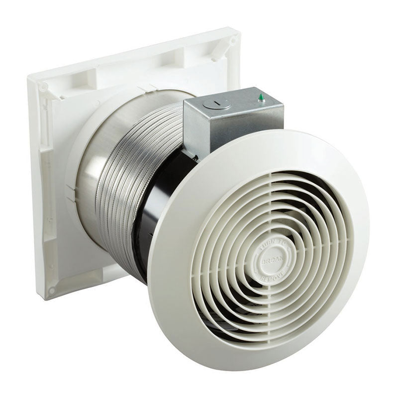 "Broan NuTone 512M 6"" Through Wall Ventilation Fan"