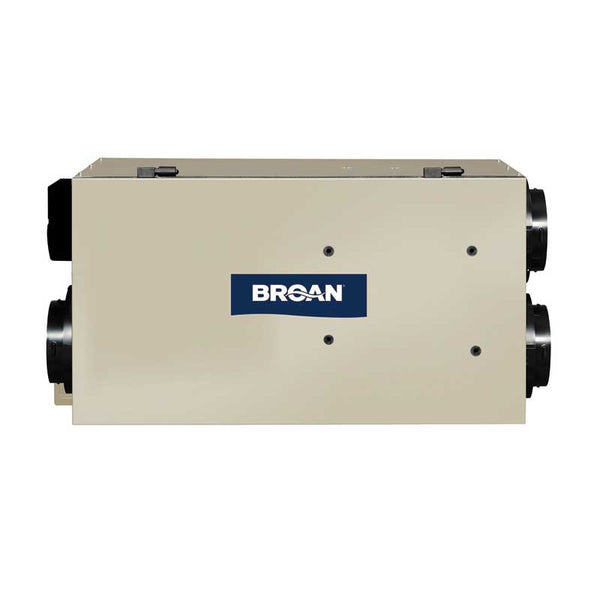 Broan NuTone HRV150S Advanced Series High Efficiency Heat Recovery Ventilator, 150 CFM At 0.4 In. W.G.