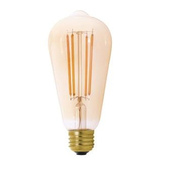 Maxlite LED Filament Lamp 5 Watts ST19 Dimmable - V5ST19DLED22