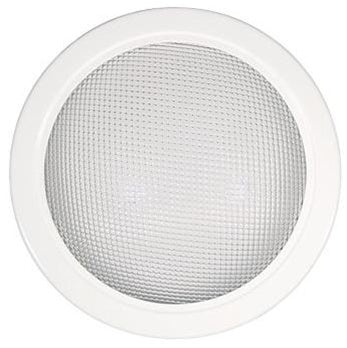 "Natural Light Tubular Skylight Trim Ring with Prismatic Diffuser 13"" - 13TRCRDP"
