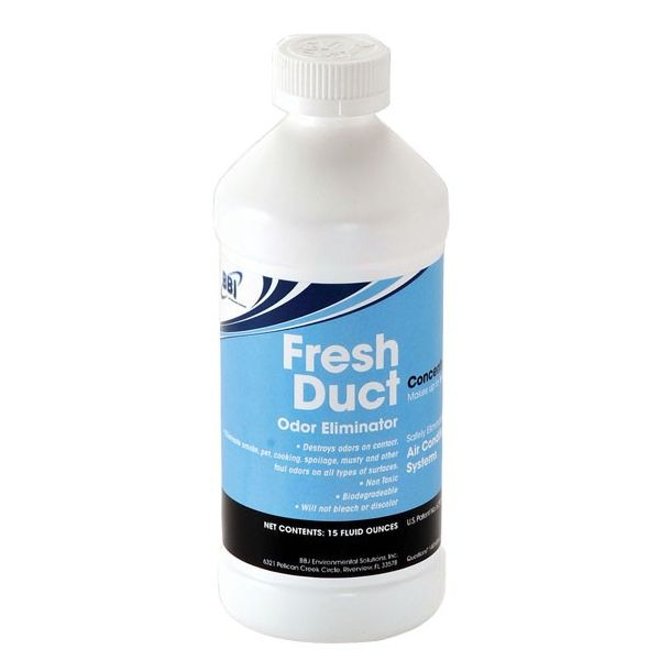 Nikro 861817 BBJ Fresh Duct Odor Eliminator (15 oz. container)