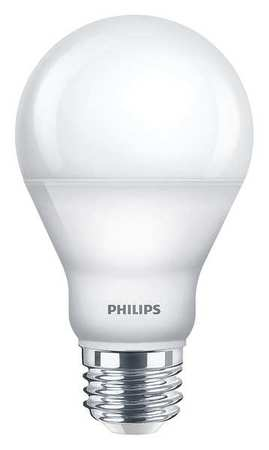 Philips 9.5w Warm Glow Bulb 9.5A19/LED/827-22 - 455824