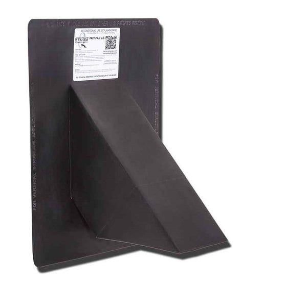 Quickflash Flashing Panel for Air Conditioning Line Set - AC-US