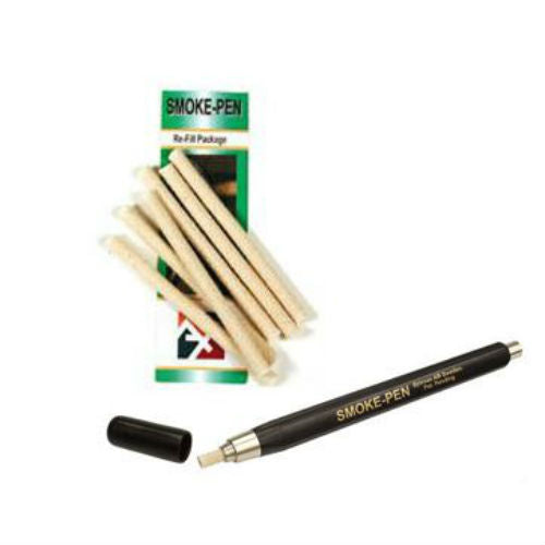 Regin S220 Smoke Pen and S221 6-Pack Refill Wicks Bundle