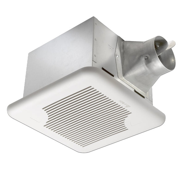 Delta Breez SIG80D Ventilation Fan, 80 CFM Exhaust Fan w/ Dual Speed