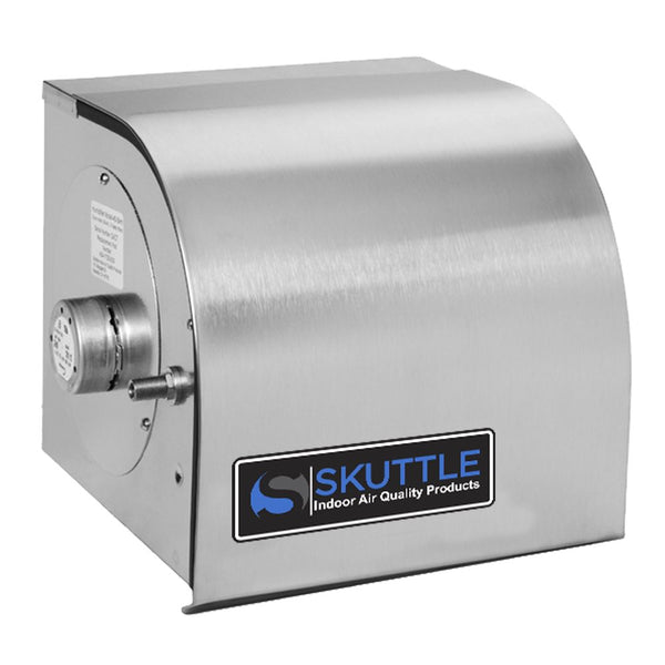 Skuttle 90-1 High-Capacity Stainless Steel Bypass Drum Humidifier