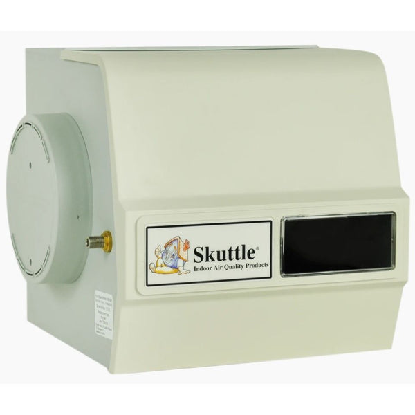 Skuttle 190-1 High-Capacity Stainless Steel Bypass Drum Humidifier