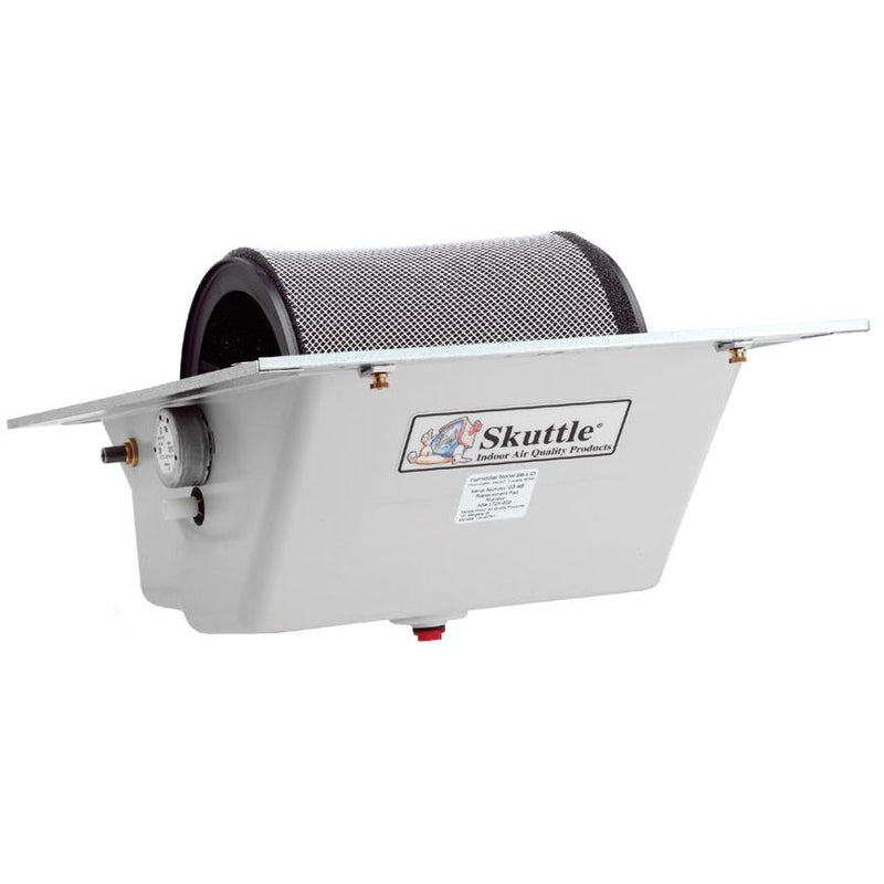 Skuttle 86UD High-Capacity Under Duct Drum Humidifier