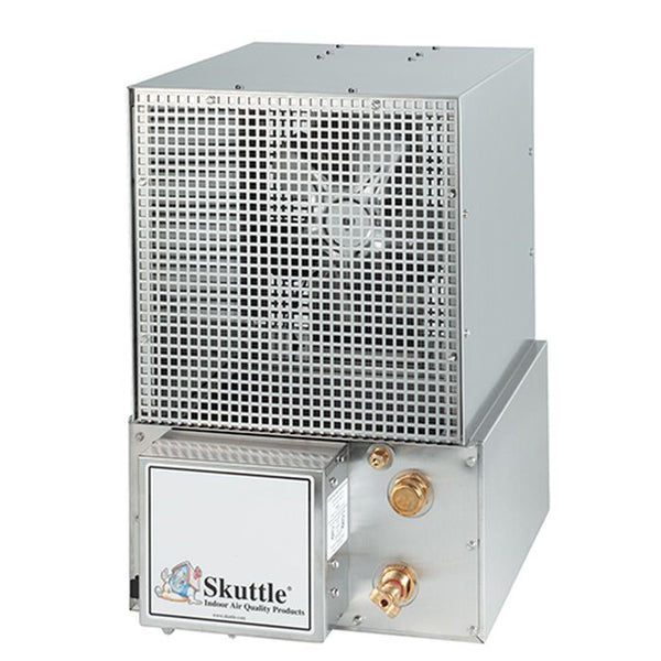 Skuttle 60-BC1 Free Standing Steam Power Humidifier w/Air Mover, 120V