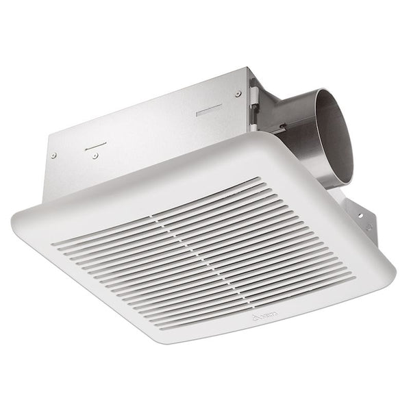 Delta Breez SLM70D 70 CFM Bathroom Exhaust Fan with Dual Speed