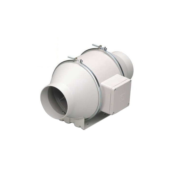 "Soler & Palau 8"" Inline Mixed Flow Duct Fan - TD-200"