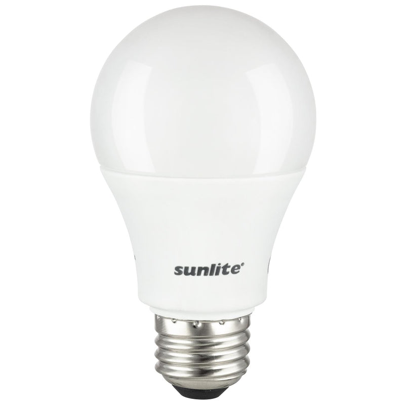 Sunlite LED A19 30K LED Household 12W Warm White, 12/Case - 88306-SU