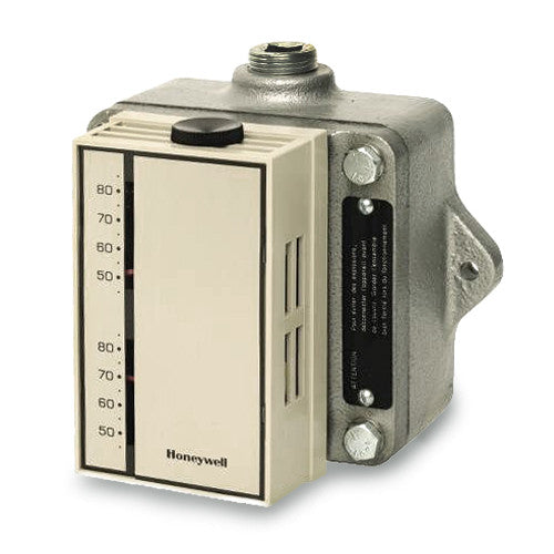 Honeywell T6051B1006 Thermostat, Heavy Duty Line Voltage