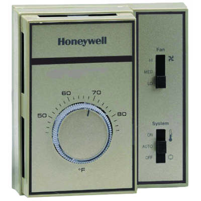 Honeywell T6069B4018 Fan Coil Thermostat
