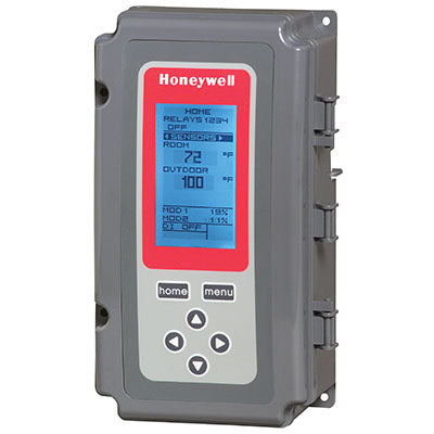 Honeywell T775B2032 Electronic Temperature Controller (2 Temp Inputs)