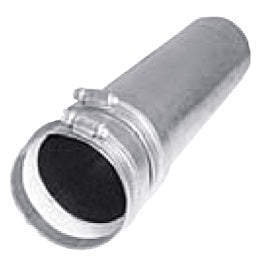 "Takagi 4-inch Adjustable Vent Pipe (adjusts from 7.0"" - 9.9"") - 100112405 (9007985005)"