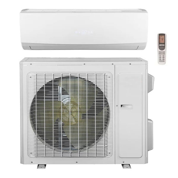 Tosot 18k BTU Ductless Mini Split Single Zone Heat Pump System - 16 SEER 208/230V (Entry Level)