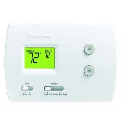 Termostato digital no programable Honeywell TH3210D1004 PRO