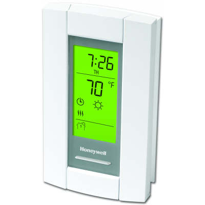Honeywell TL8230A1003 Digital Programmable Line Voltage Thermostat