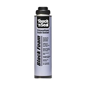 Touch n Seal Black Foam Polyurethane Foam Sealant, 24oz - 4004529813
