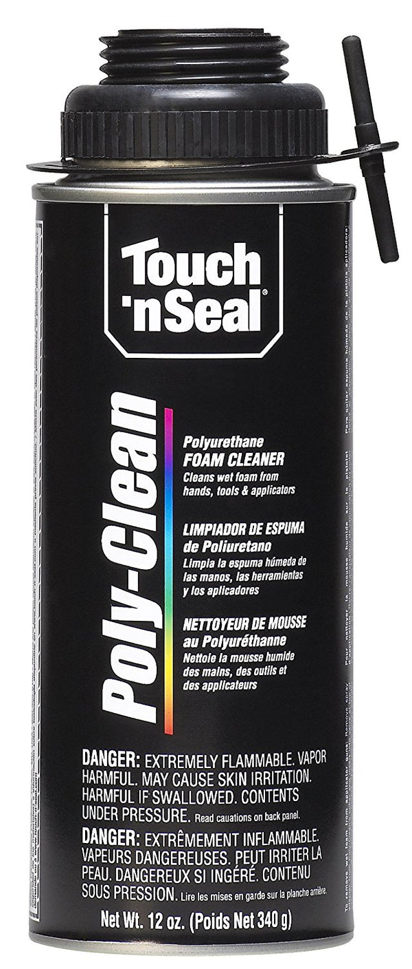 Touch n Seal 12oz Poly-Clean - 4004712000