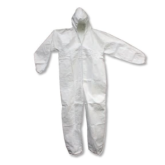 Tyvek Hooded Suit XL, 25/Case