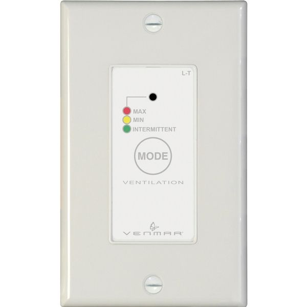 Venmar/Broan Wall Control Lite Touch Constructo - 40370