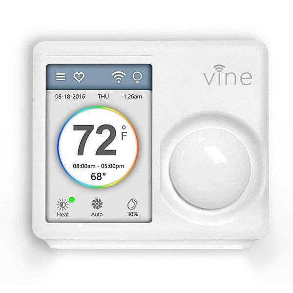 Vine TJ-610 Wi-Fi Programmable Smart Thermostat