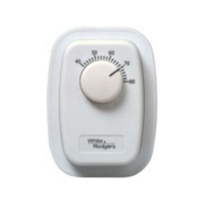 White Rodgers Bimetal Wall Thermostat - 1G65-641