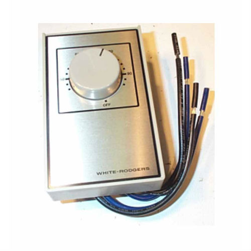 White Rodgers Line Voltage Wall Thermostat - 1A66-641
