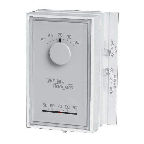 White Rodgers Mercury Free Mechanical Thermostat - 1E56N-444