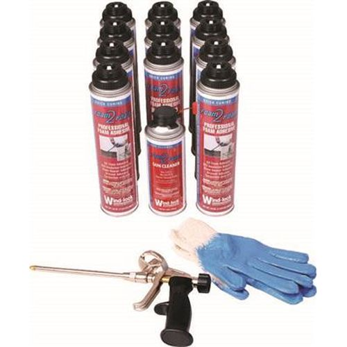 Wind-lock Contractor's Choice Value Foam2Foam Kit