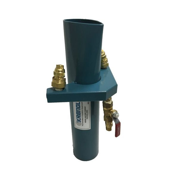 "Krendl Wet Spray Nozzle, Krendl 2"" - 2 Jet Wall Cavity - WS-202W"