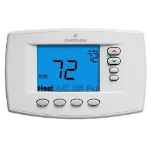 White-Rodgers Emerson Blue Easy Reader Thermostat - 1F95EZ-0671