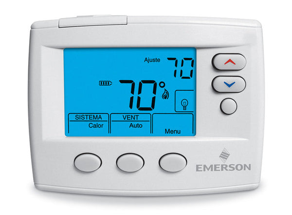White-Rodgers Emerson Blue Selecto (SPANISH ONLY) Thermostat - 1F86ST-0471
