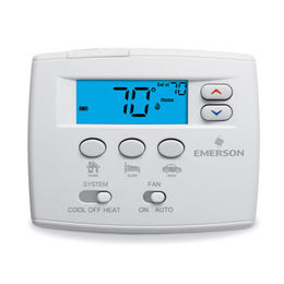 White-Rodgers Emerson Blue Easy Set Thermostat - 1F86EZ-0251