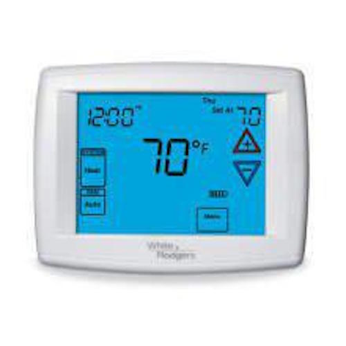 "White-Rodgers Emerson Big Blue 12"" Touchscreen Thermostat - 1F95-1277"