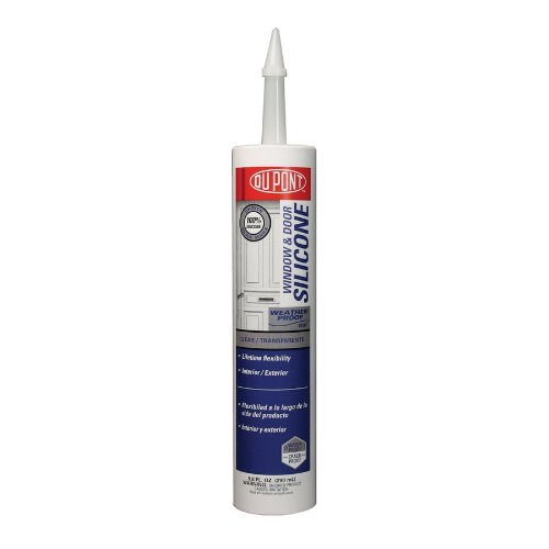 DuPont Window & Door Choice Silicone, Case of 12 - #07630 or #07600