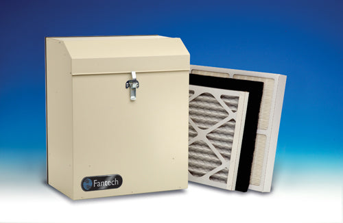 Fantech Whole House HEPA Filtration Model CM3000