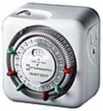Intermatic Indoor Heavy-Duty Grounded Timer - TN311C